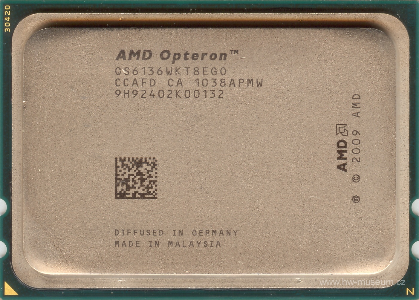 Amd Opteron 6136 Hardware Museum
