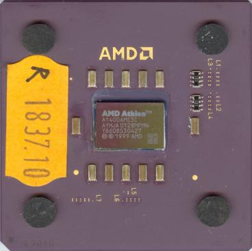 AMD Athlon 1400 (front side)