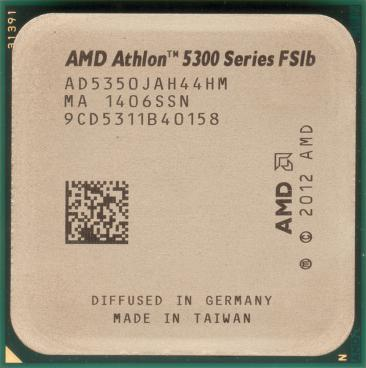 AMD Athlon 5350 (front side)