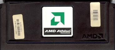 AMD Athlon 550 (slot, K75) (front side)