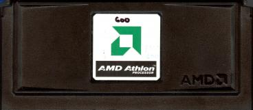 AMD Athlon 600 (slot, K7)