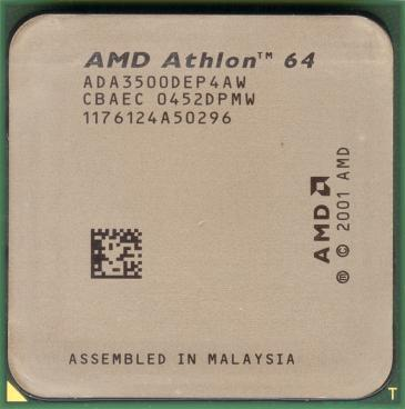 AMD Athlon 64 3500+ (NewCastle)