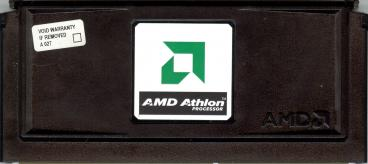 AMD Athlon 700 (Thunderbird, slot)