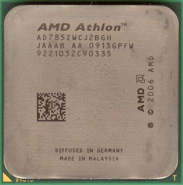AMD Athlon X2 7850 Black Edition