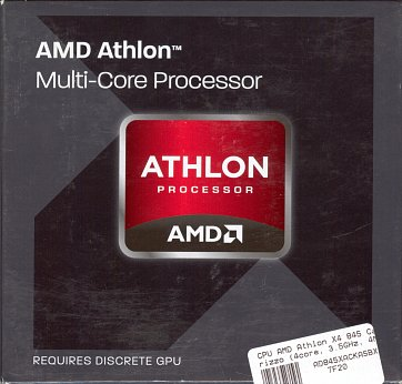 AMD Athlon X4 845 gallery