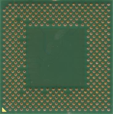 AMD Athlon XP-M 2400+ (back side)