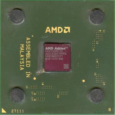 AMD Athlon XP 2100+