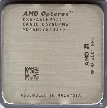AMD Opteron 244 (front side)