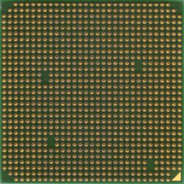 AMD Opteron 248 (back side)