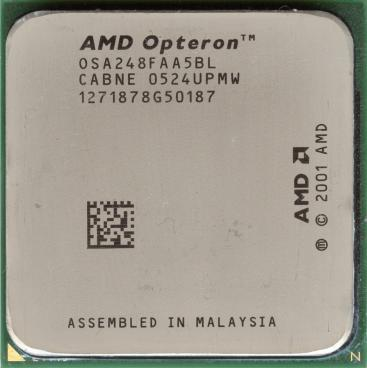 AMD Opteron 248 (front side)