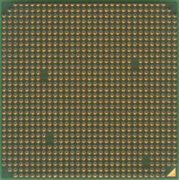 AMD Opteron 280 (back side)