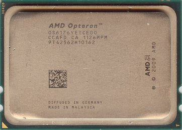 AMD Opteron 6176 SE (front side)