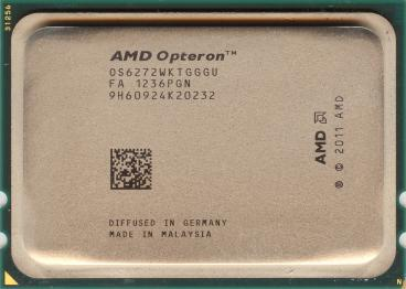 AMD Opteron 6272 (front side)