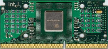 Intel Celeron 300 (front side)