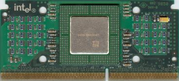 Intel Celeron 333 (slot) (front side)