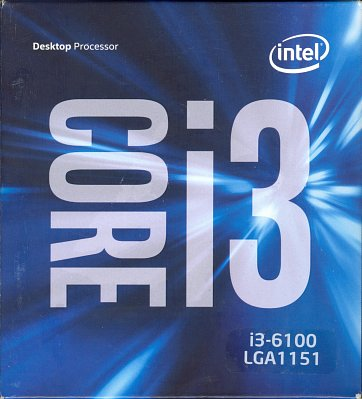 Intel Core i3-6100 gallery