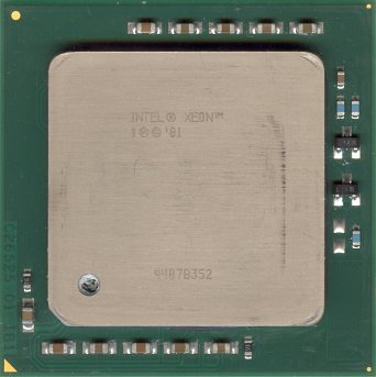 Intel Xeon 2.8 (Gallatin)