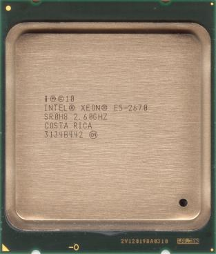 Server / workstation CPU collection - Hardware museum