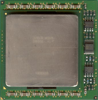 Intel Xeon MP 1.5 (Gallatin) (front side)