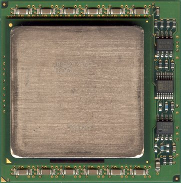 Intel Xeon MP 2.8 (Gallatin) (front side)