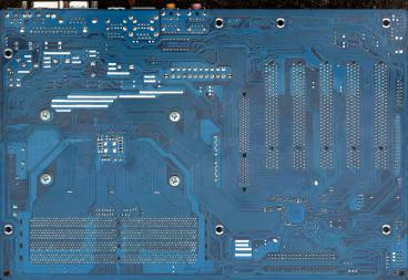 ASRock AM2NF3-VSTA (back side)