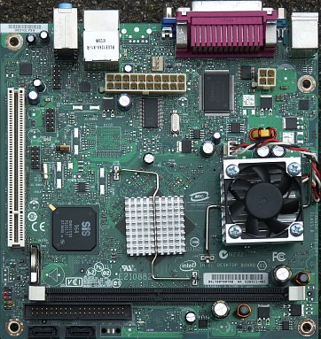 Intel Little Valley 2 (D201GLY2)