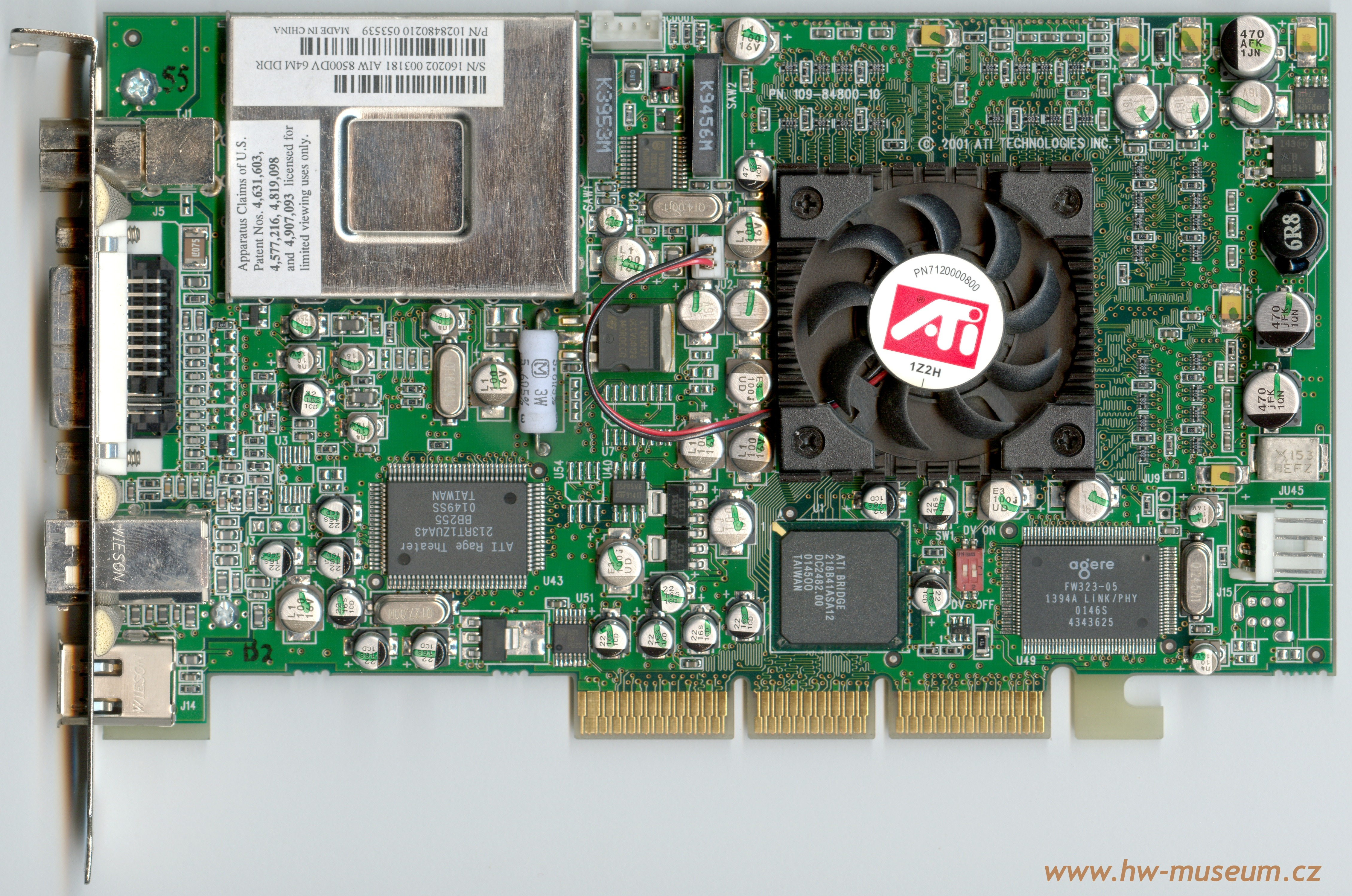 ALL IN WONDER RADEON 8500 DRIVERS FOR WINDOWS