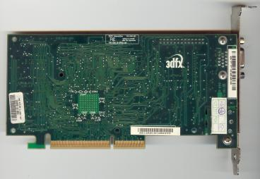 3dfx Voodoo3 2000 AGP rev. C4 (back side)