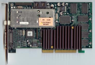 3dfx Voodoo3 3500 TV (front side)
