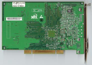 3dfx Voodoo4 4500 PCI (back side)