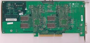 3dfx Voodoo5 5500 AGP (back side)