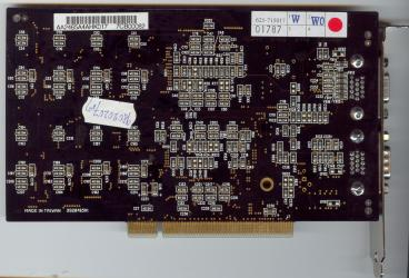 A-Trend AA2465 Black PCB (back side)
