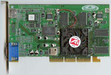 ATi Radeon 256 SDR TV (front side)