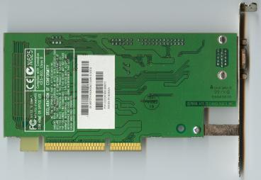 ATi Rage IIC (back side)