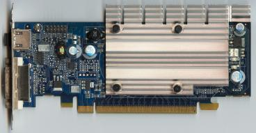 Acer GeForce 9300 GE (front side)