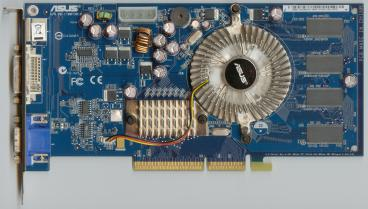 Asus GeForce 6600 AGP