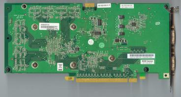 Asus GeForce 7950 GX2 (back side)
