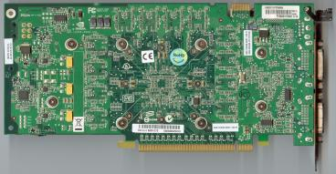 Asus GeForce 8800 GTS 640 (back side)