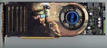 Asus GeForce 8800 GTX