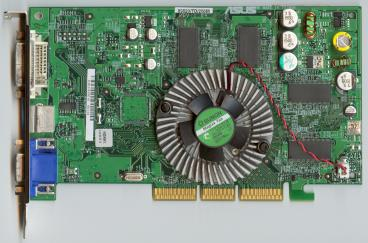 Asus GeForce FX 5500