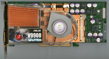 Asus GeForce FX 5800 Ultra
