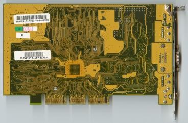 Asus Riva TNT2 VIVO (back side)