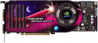 Foxconn GeForce 8800 GTX OC