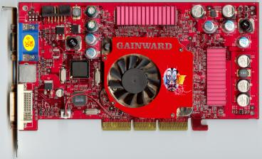 Gainward GeForce4 Ti 4200 8x 128 MB