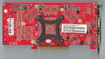 Gainward GeForce 6800 GT (back side)