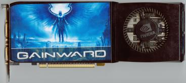 Gainward GeForce GTX 285 (front side)