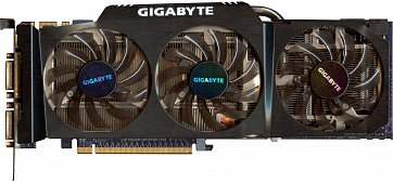 Gigabyte GeForce GTX 570 OC