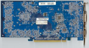 Gigabyte GeForce PCX 5900 (back side)