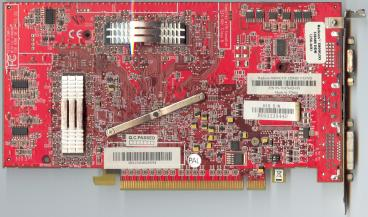 HIS Radeon X800 GTO (back side)