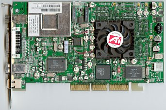 Hercules All-in-Wonder Radeon 8500 DV (front side)